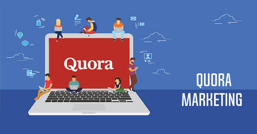 What is Quora marketing