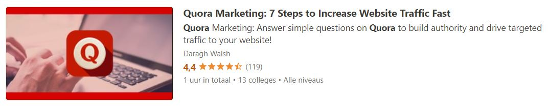 Quora Marketing: 7 Steps to Increase Website Traffic Fast